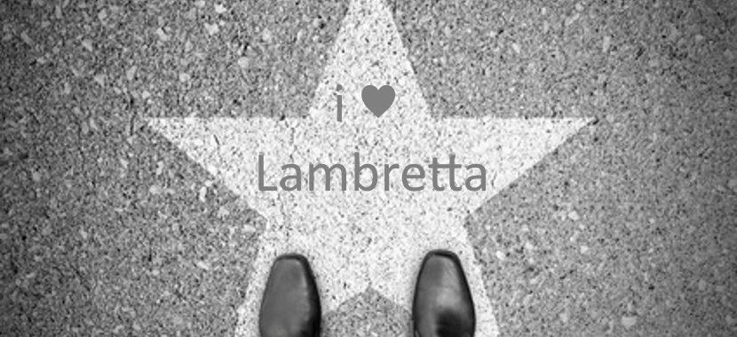 Famous Lambretta riders